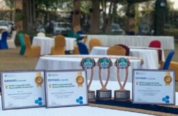 CSR Trophies and Certificates